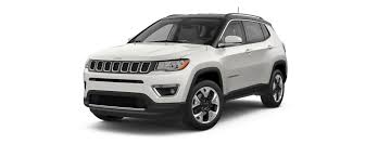 jeep compass white 2018 jeep compass compact suv with road capability