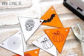 diy deko halloween girlande als deko kostenloser download u2013 clarki