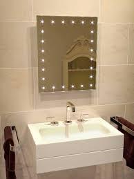 bathroom fixture silver rectangle lighting rustic wood industrial