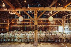 rustic wedding venues ny george weir barn affairs caterers new york caterers