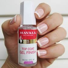 dahlia nails happily ever after with mavala