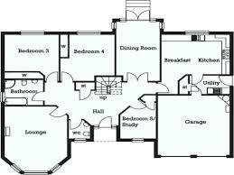 5 bedroom floor plans 1 story five bedroom house plans 2 story 5 bedroom house plans photo gallery