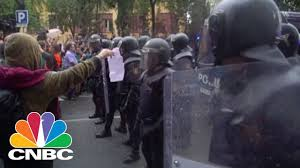 what u0027s next for catalonia after u0027independence vote u0027 cnbc youtube