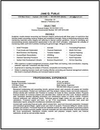 financial analyst cover letter sample entry level financial