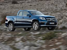 mercedes pickup truck mercedes benz gl550 pickup just9arrett