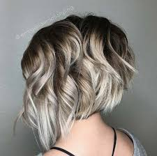 brown and blonde ombre with a line hair cut best 25 blonde ombre bob ideas on pinterest short ombre ombre