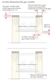 Drape Length Curtain Length Off Floor Decorate The House With Beautiful Curtains