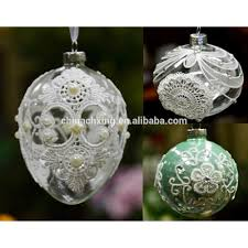 ornaments clear glass ornaments clear glass