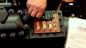 wiring a copeland 9 lead 460 volt compressor youtube