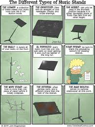 the different types of music stands organ memes