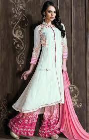 latest white punjabi suits online india