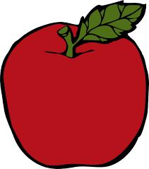 apple cartoon apple clip art at clker com vector clip art online royalty free