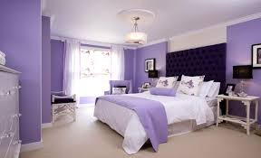 Popular Bedroom Wall Colors For 2016 Beautiful Purple Wall Colors For Modern Bedroom Design With Cherry