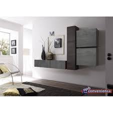 soprammobili per soggiorno vetrina moderne
