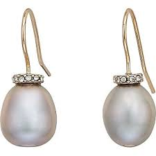 Ralph Lauren Chandelier Fashion Earrings Ralph Lauren Pearl Earrings Shop Up To 30 Stylight