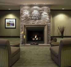 contemporary stone fireplace designs modern inspirations of