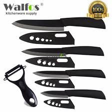 high quality ceramic kitchen knife set 3