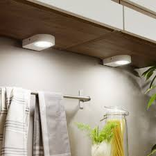 under cabinet lights eglo 94684 baliola adjustable led battery operated cabinet light