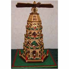 Traditional German Christmas Decorations Daily Thought Pad European Markets Or Christkindlmarkts Capture