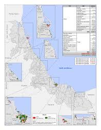 Map Of Veracruz Mexico by Pronatura Veracruz Ac