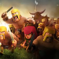 clash of clans wallpaper background download clash of clans 2048 x 2048 wallpapers 4573840