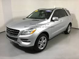 2014 used mercedes benz m class 4matic 4dr ml 350 at mercedes benz