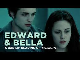 Funny Twilight Memes - edward and bella a bad lip reading of twilight youtube