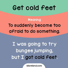 Cold Comfort Meaning Best 25 Cold Feet Ideas On Pinterest Bridal Games Bridal Party