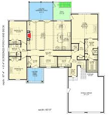 craftsman house plan with bonus room 68427vr architectural