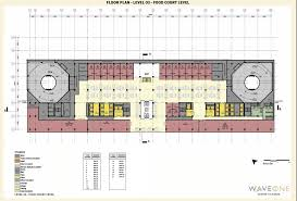 floor plan wave city center wave mega city centre noida wave