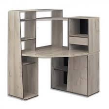 mobilier de bureau gautier gautier bureau d angle avec surmeuble mambo dimensions l114 x