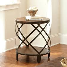 Small Side Table Side Table Metal Round Side Table Coffee Original Designs Small