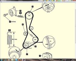 solved belt routing diagram for1999 toyota corolla fixya