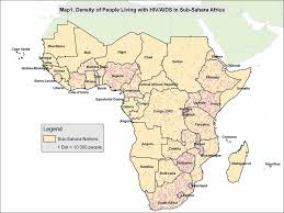 Map Of Uganda In Africa by 1 Evaluating Hiv Aids Programs
