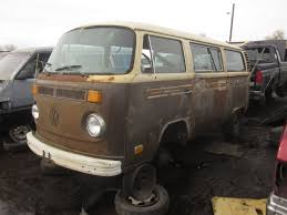volkswagen microbus 1970 junkyard find 1978 volkswagen transporter the truth about cars