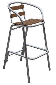 outdoor aluminum bar stools commercial outdoor aluminum bar stools