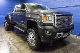 lifted gmc lifted 2015 gmc sierra 3500 denali dually 4x4 northwest motorsport