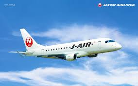 Japan Airlines Route Map by Japan Airlines Embraer170 E70 Jal Aircraft Collection
