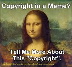 Cultural Memes - keep calm and meme on can memes result in copyright infringement