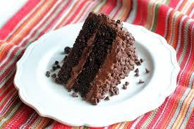 12newtreats july blackout chocolate cake food blog