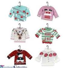 diy ugly sweater ornaments free pattern do it yourself today