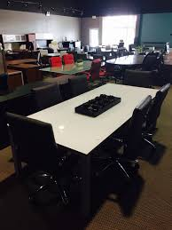 Jofco Desk And Credenza by Used Office Furniture Broward Used Office Chairs
