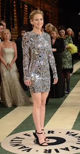 Jennifer Lawrence Vanity Fair Party Vanity Fair Oscar Party Fug Or Fab Jennifer Lawrence In Tom Ford