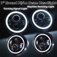 nissan frontier halo headlights compare prices on led angle eye online shopping buy low price led