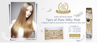 Good Hair Extension Brands Clip In by Hair Couture
