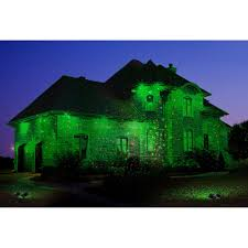 1byone outdoor laser lights with ir wireless for