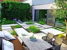 Backyard Idea Small Tropical Backyard Ideas Lawn Home Small Backyard Tropical