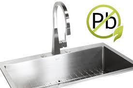 Stainless Faucets Kitchen by Steel Kitchen Faucets