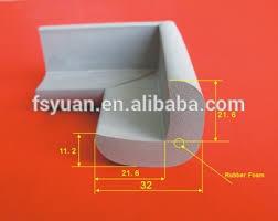 Silicone Shower Door Seal Corner Protection Silicone Shower Door Seal Self Adhesive