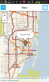 florida highway map florida offline road map android apps on play